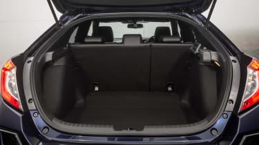 2020 Honda Civic Sport Line - boot