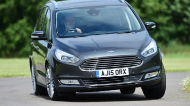 The steering is well weighted, while stability and grip are excellent – particularly with four-wheel drive