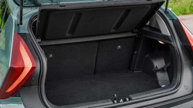 Hyundai Bayon SUV boot