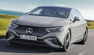 2022 Mercedes EQE