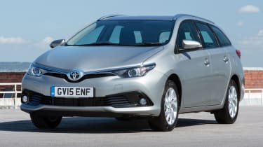 The Touring Sports is available with petrol, diesel or hybrid power