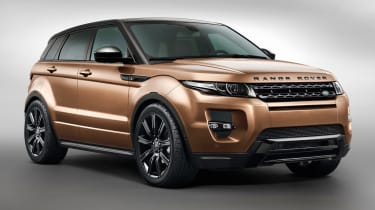 Range Rover Evoque SUV 2014 main