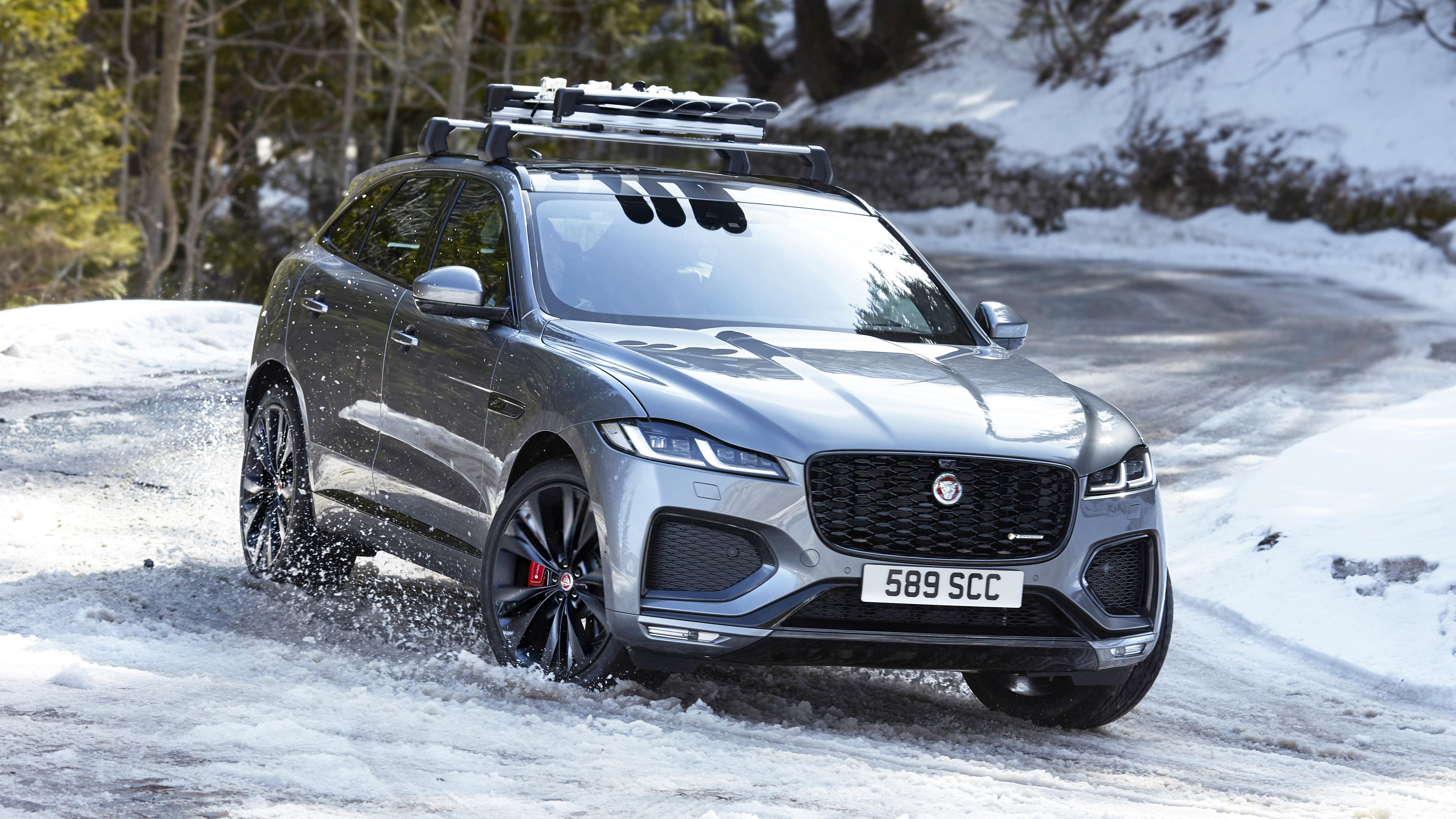 2020 Jaguar F Pace Gets New Phev Powertrain Carbuyer