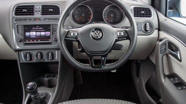 Volkswagen -  interior