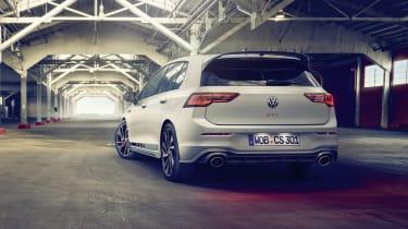 2020 Volkswagen Golf GTI Clubsport - rear view