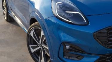 2020 Ford Puma - front quarter view close-up