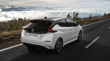 The Nissan Leaf is now in its second generation, and has been designed to make EV driving more mainstream