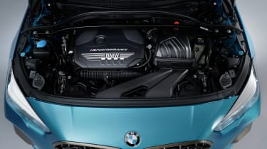 2020 BMW 2 Series Gran Coupe M235i xDrive - engine bay