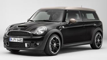 MINI Clubman Bond Street 2013 front quarter