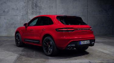 2021 Porsche Macan GTS - rear 3/4 static