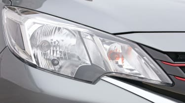 2020 Mitsubishi Mirage Design - front light