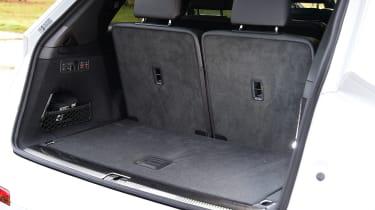 Audi Q7 - boot space