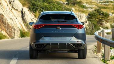 2020 Cupra Formentor SUV  - rear