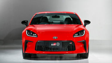 2021 Toyota GR86 - front view