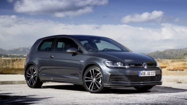 The Golf GTI is a rewarding drivers car and the GTD tries to match its petrol sister, and does a pretty good job