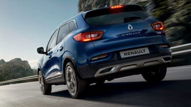 2019 Renault Kadjar rear