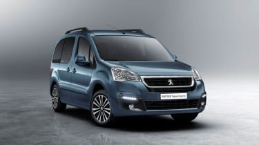 Partner Tepee Electric will be the first electric Peugeot MPV to be sold in the UK