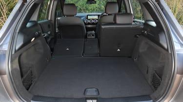 Mercedes B-Class MPV boot