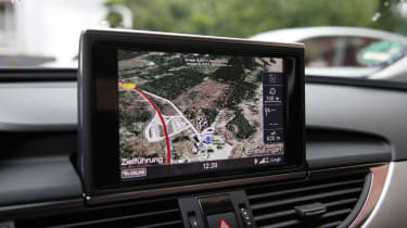 The infotainment system incorporates sat nav, digital radio and Bluetooth connectivity