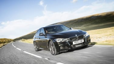 The BMW 3 series was the UK's top premium brand car until 2014 when it disappeared from the top 10 and hasn't been back.
