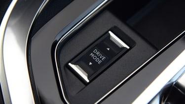 Peugeot 3008 SUV switch