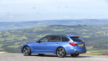 Engines range from a diesel capable of 70mpg to a high-performance petrol with 322bhp
