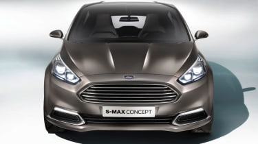 Ford S-MAX 2015 front static