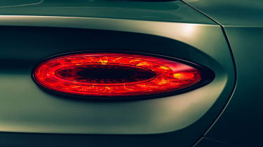 2020 Bentley Bentayga SUV - rear lights
