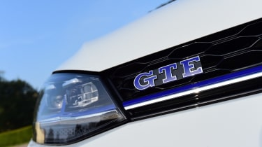 However, it doesn't feel like a GTI through the corners, as a consequence of its heavy batteries and electric motor