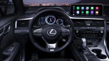 2020 Lexus RX - interior