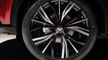 New Nissan Juke alloy wheel