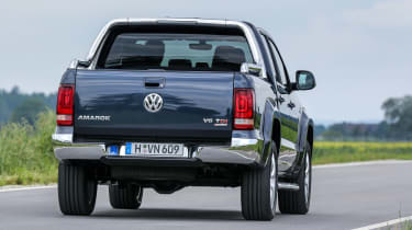 The new 3.0-litre V6 diesel is available in a choice of three power outputs