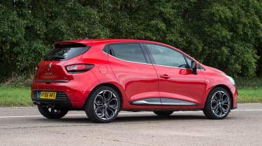 In fact, the Clio is one of the most stylish models in its class, and its influence can be seen in the Kadjar SUV