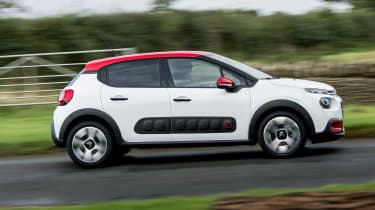 There's also a 1.6-litre diesel, which is the most economical version