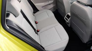 Volkswagen Golf Estate rear seats