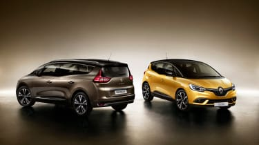 The Renault Scenic and its seven-seat Grand Scenic sibling are stylish MPVs