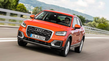 The Audi Q2 is the most compact, attainable SUV in the German marque's portfolio