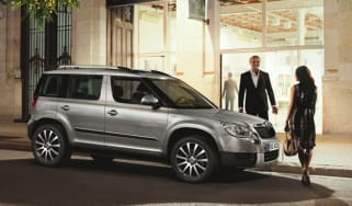 Skoda Yeti Laurin and Klement 2013 SUV