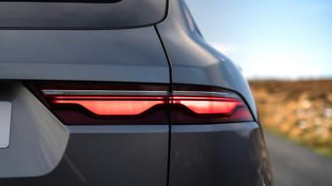 Jaguar F-Pace SUV rear lights