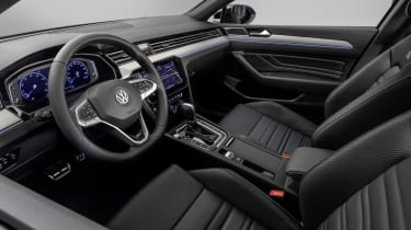 VW Passat Estate R-Line Edition interior