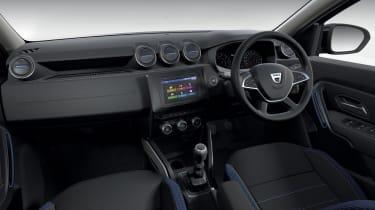 Dacia Duster SE Twenty interior view