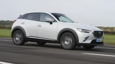 Mazda CX-3 - front 3/4 view