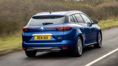 Renault Megane Sport Tourer estate gallery