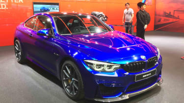 If the standard M4 is too tame and the GTS too wild, the BMW M4 CS could be just the car