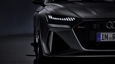 Audi RS6 Avant headlight