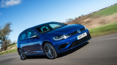 It grabs all the best attributes of the Golf GTI and runs with them