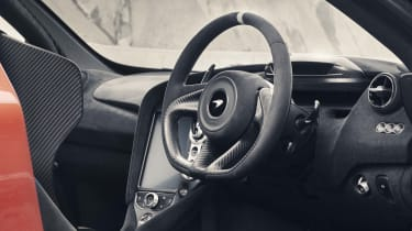 McLaren 765LT - interior