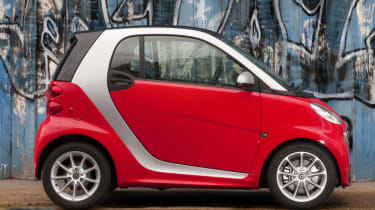 Smart's second generation ForTwo needs no introduction...
