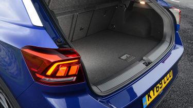 Volkswagen T-Roc R boot