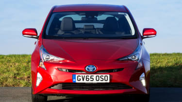 The Prius' styling has often polarised opinion in the past, and that's unlikely to change now